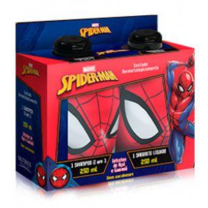 Kit Spider Man (SH 2 em 1 + Sab Liquido 230ml)