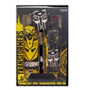Kit Transformers (SH 2 em 1 + Desodorante)