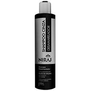 Shampoo Niraj Cinza 200ml