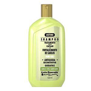 Shampoo Gota Dourada Fortalecimento Antiqueda 430ml