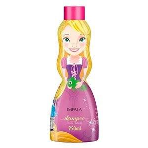 Shampoo Impala Disney 2x1 Rapunzel 250ml
