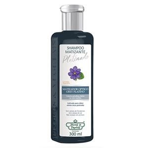 Shampoo Flores e Vegetais Matizante Platinado 310ml