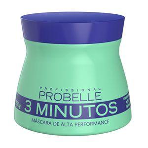 Mascara Probelle 3 Minutos 250g