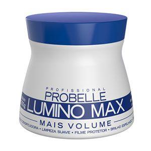 Mascara Lumino Max Mais Volume 250g