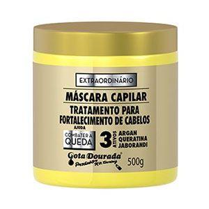 Mascara Gota Dourada Extraordinario 500g