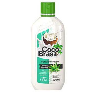 Condicionador Gota Dourada Coco Brasil Babosa 300ml