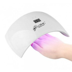 Cabine UV/LED Lorac Branca Modelo LG 1-13