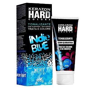TON KERATON HARD 100G INDIE BLUE