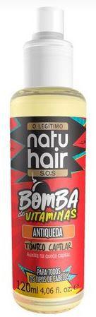 Tonico Capilar Sos Antiqueda Natu Hair 120ml
