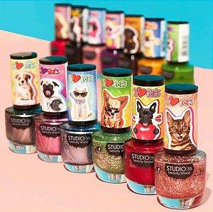 Coleção Studio 35 Pets 13 Cores