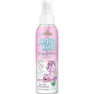 Acqua Kids Spray Brilho Condicionante Marshmallow 110ml