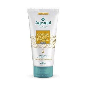 Creme Agradal Hidratante Facial FPS15 60g
