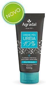 Creme Agradal Pes Ureia 10% 100gr