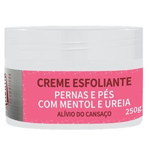 Creme Esfoliante Pernas e Pés Kelma 250g