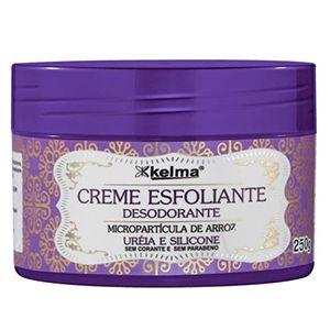Creme Esfoliante Desodorante Kelma 250g
