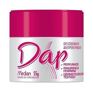 Desodorante Creme Dap Pote Feminino 55g