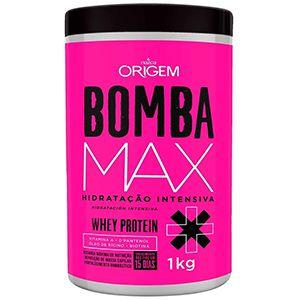 Origem Creme de Hidratação Intensiva Bomba Max 1kg