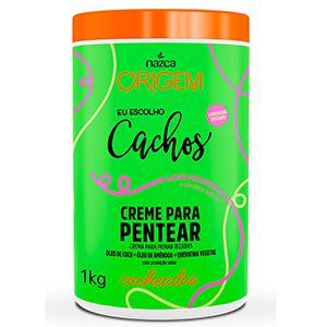 Origem Creme Para Pentear Cacheadas 1kg