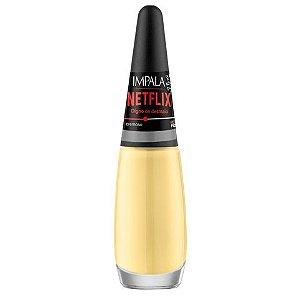 Esmalte Impala Netflix Brand Digno de Desmaio