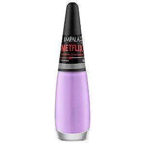 Esmalte Impala Netflix Brand Intimista, Emocionante