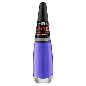 Esmalte Impala Netflix Brand Novelesco, Escandaloso