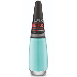 Esmalte Impala Netflix Brand Sinistro, Empolgante