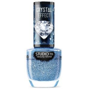 Esmalte Studio 35 Crystal Effectt III Mar do Caribe