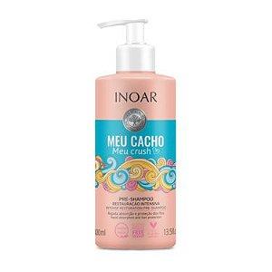 Meu Cacho Meu Crush Pré Shampoo 400ml
