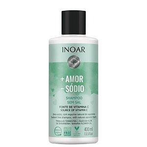 Mais Amor Menos Sódio Shampoo 400ml