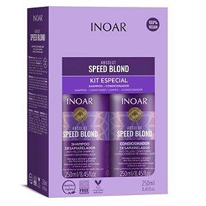 Speed Blond Kit Sh+CO 250ml