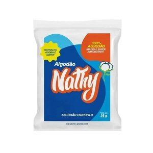 Algodão Nathy Multiuso 25G