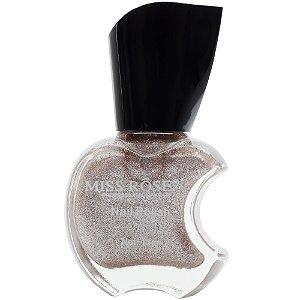 Esmalte Miss Rose 13ml - Glitter N 44