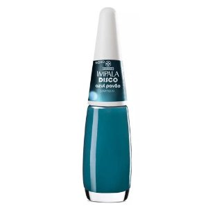 Esmalte Impala Azul Pavão