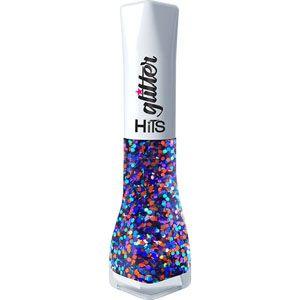 Esmalte Hits 5Free com Glitter Barcelona