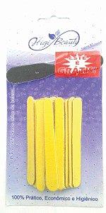 Lixa Unhas Mini 8cm Canario 20 Un