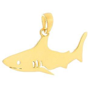Pingente Tubarão Branco