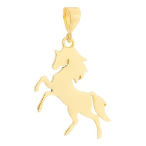 Pingente Cavalo Empinando