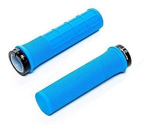 Manopla Absolute LG1 com Trava Azul