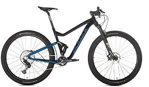 Audax FS600 Full SLX Preto e Azul