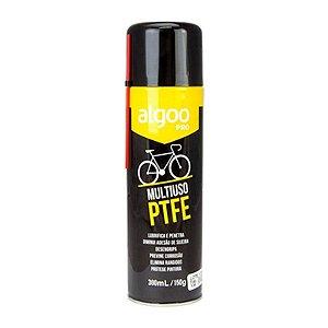Lubrificante 300gr Spray Multiuso Algoo Ptfe Amarela