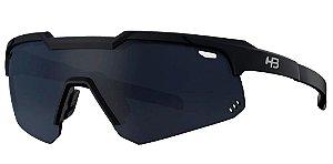 Oculos HB Shield Evo M Matte Black Gray