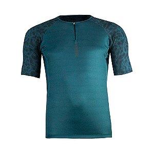 Camisa Furbo Mascunlino Dots Verde
