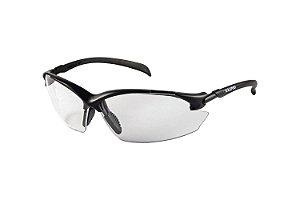 Óculos Kalipso Capri Preto Lente Transparente