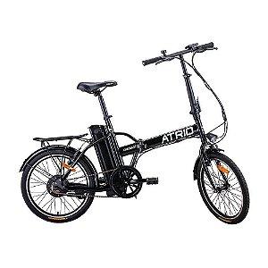 Bicicleta Aro 20 Dobravel Eletrica Atrio Chicago