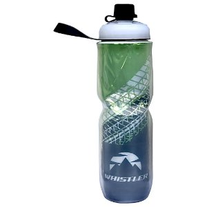Caramanhola Termica 700ml Whistler Rastro Verde e Preto