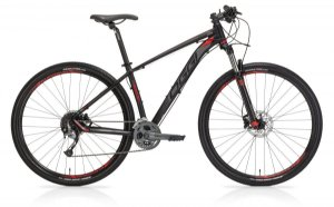 Mountain Bike Aro 29 Oggi Big Wheel 7.1 (2019) Pto/Vermelho