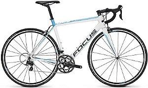 Speed Focus Cayo M 105 Carbono 22V Branco/Azul 22Velocidades