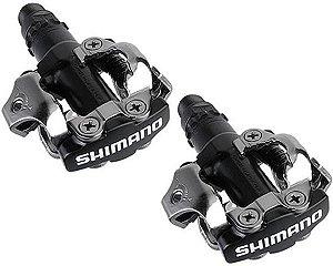 Pedal MTB Shimano M520L S/Refletor Pto EPDM520L