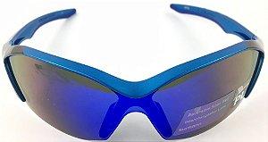 Oculos Shimano S71R-PL Azul Metico Preto