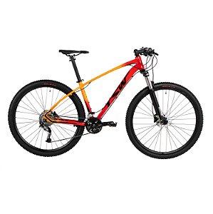 Bicicleta Aro 29 TSW Jump 27V Laranja